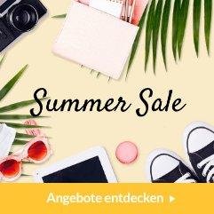 Summer Sale vom 01.07. bis 04.08.