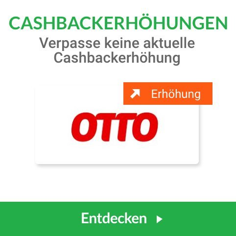 cashback-erhoehung