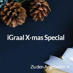 IGraal X-Mas Special 26.11.-23-12.2018