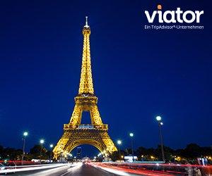 Viator – Ein TripAdvisor Unternehmen