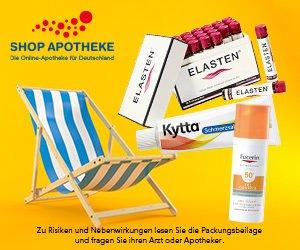 Shop Apotheke De Gutschein
